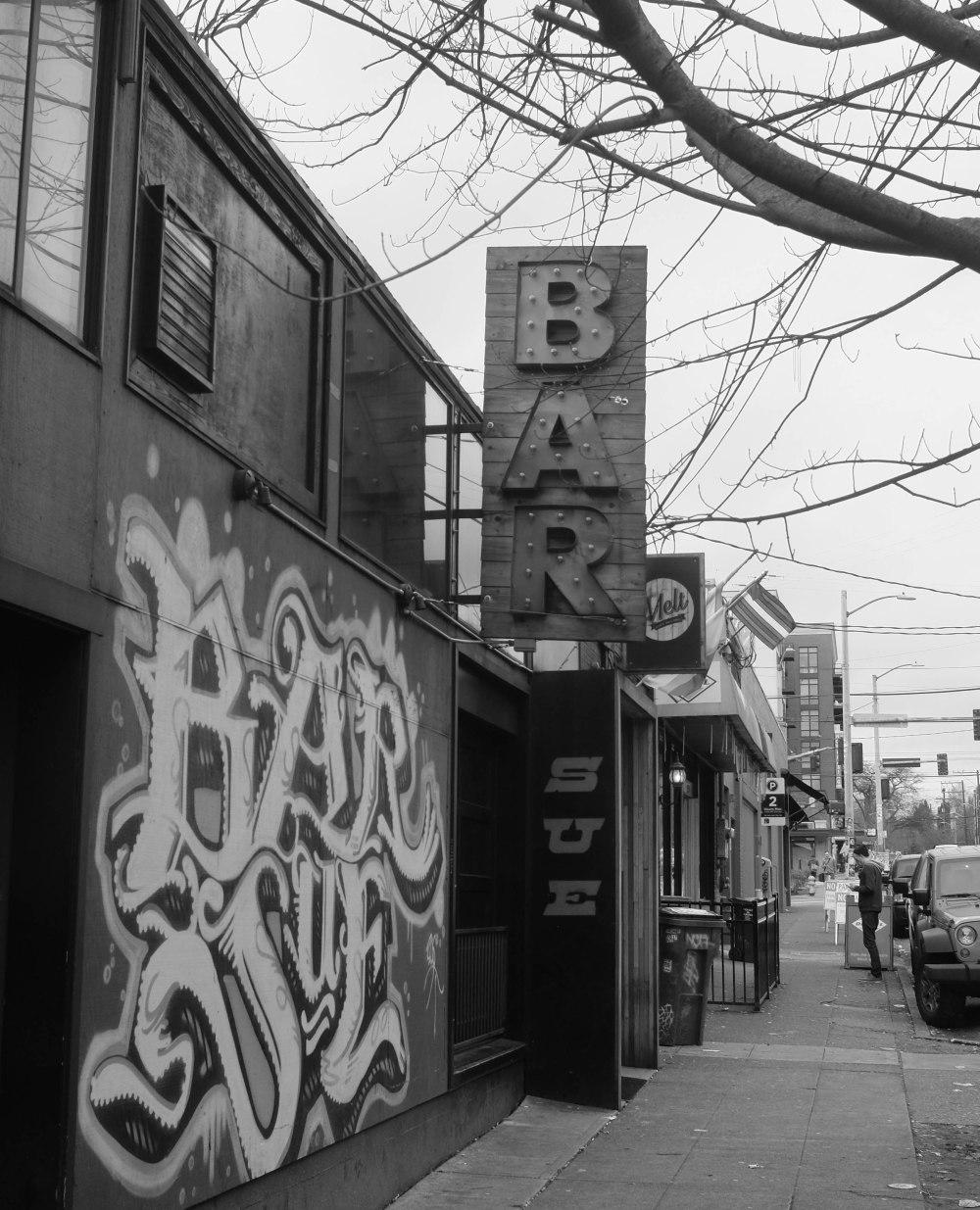 A Bar named Sue