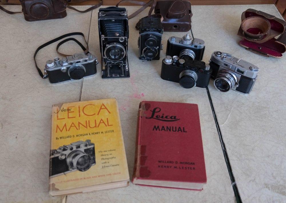 MTT Cameras for blog