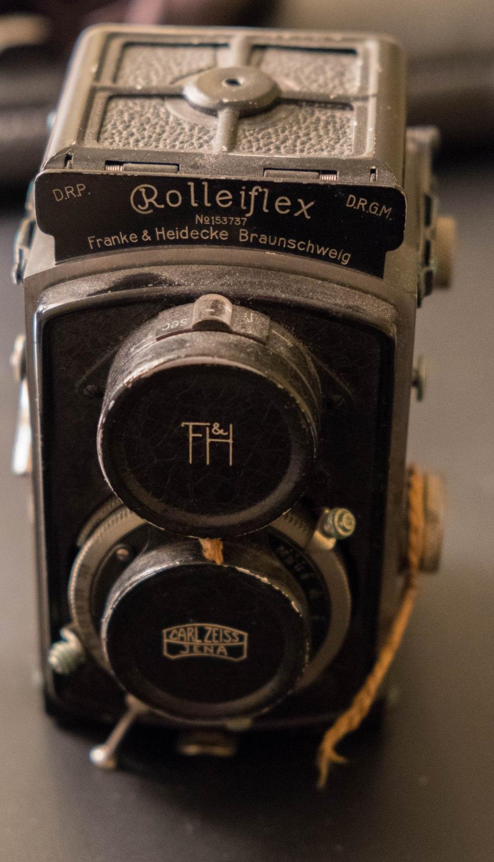 Rolleiflex Baby