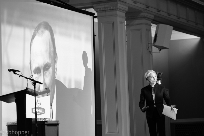 Jill Dougherty at Town Hall 17 May 2017 (1 of 6)