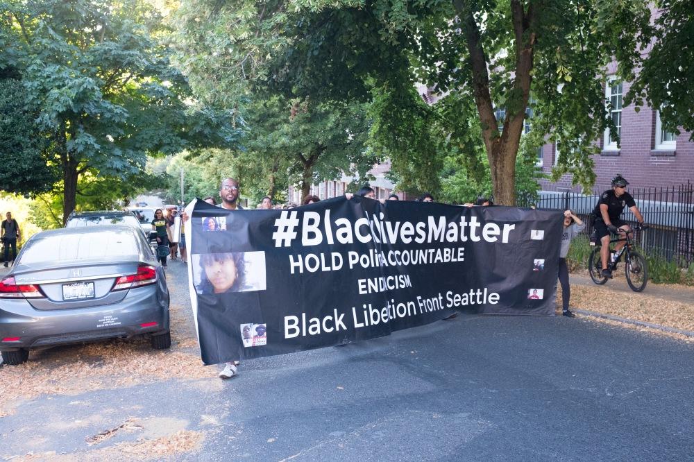 Black Lives Matter 9 July 2017 capitol hill (10 of 13)