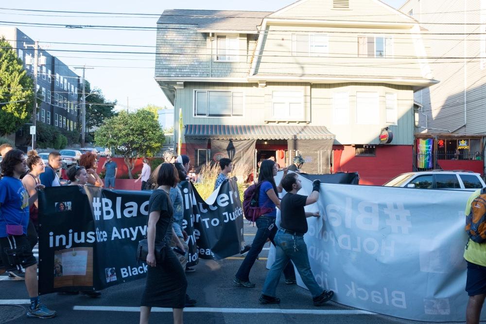 Black Lives Matter 9 July 2017 capitol hill (12 of 13)