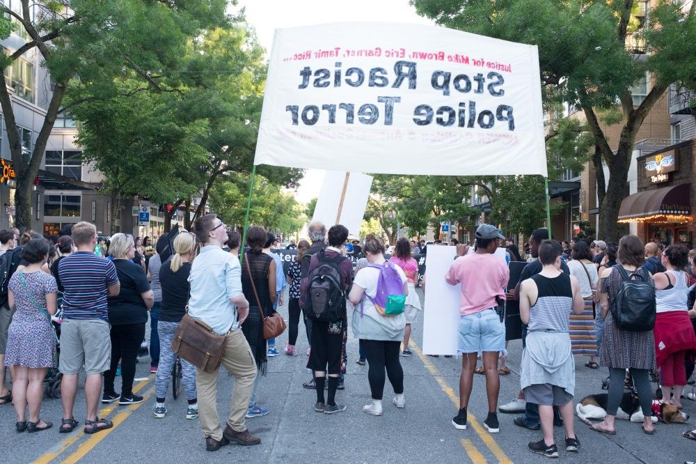 Black Lives Matter 9 July 2017 capitol hill (2 of 13)