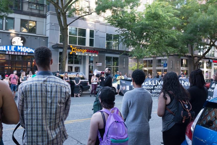 Black Lives Matter Seattle