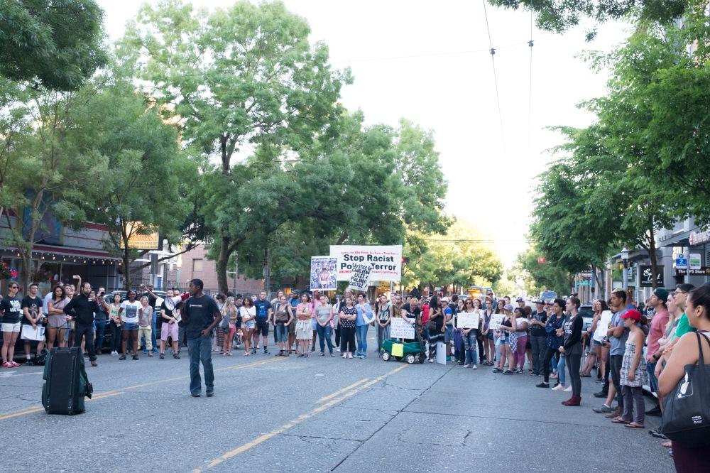 Black Lives Matter 9 July 2017 capitol hill (5 of 13)