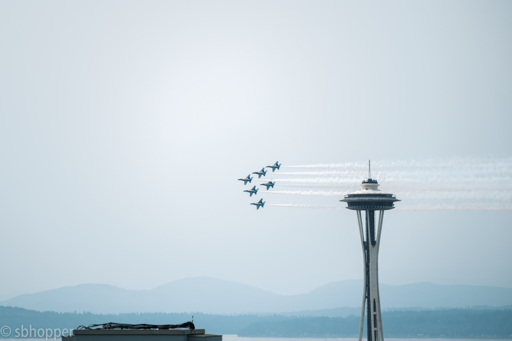 Seattle's Seafair Fleet Week