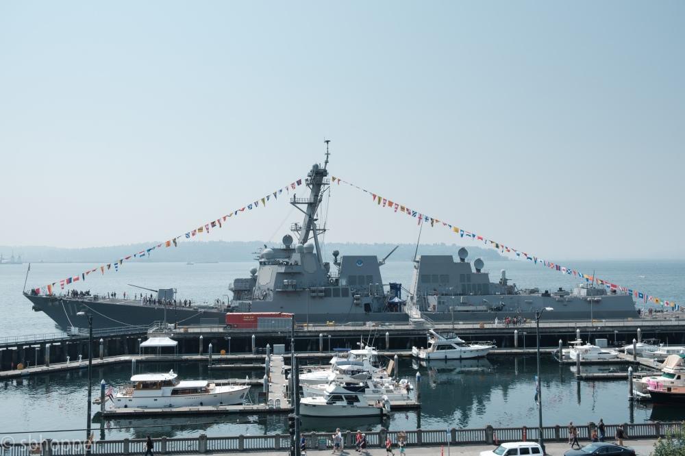 Seafair Fleet Week Seattle