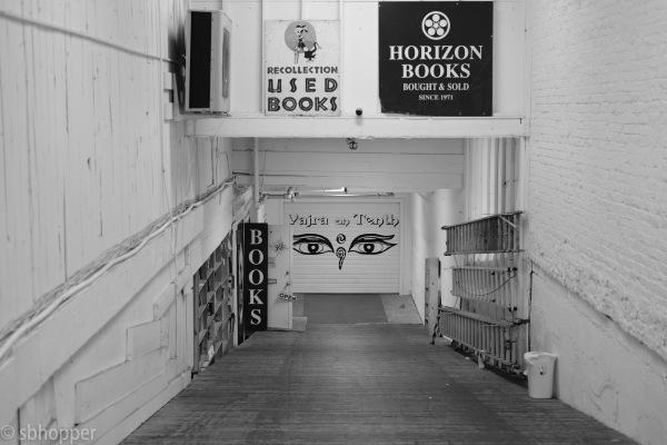 bookstore Seattle Horizon Books Capitol Hill Used Books