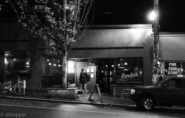 Linda's, Linda's Tavern, Capitol Hill, Seattle, Derschang Group, Fujifilm