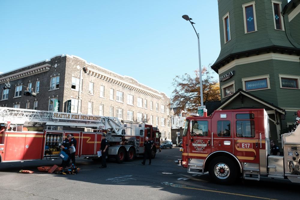 University District,Seattle Fire Department,Seattle Police Department,University of Washington Police,Seattle