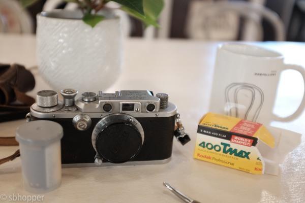 Leica Little Oddfellows Capitol Hill Seattle